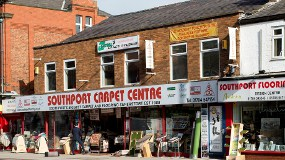 Southport Carpet & Flooring Centre : Eastbank Street: Southport.